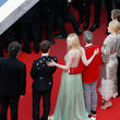 Elle Fanning and Alex Sharp Photos