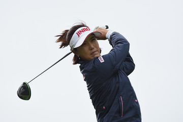 Mi - Jeong Jeon Yonex Ladies Golf Tournament 2017 - Day 1