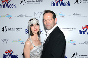 Mia Christou BritWeek Celebrates Downton Abbey - Arrivals