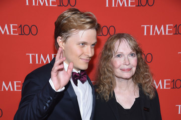 Mia Farrow 2017 Time 100 Gala - Red Carpet