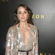Mia Maestro Amazon Studios Golden Globes After Party - Arrivals