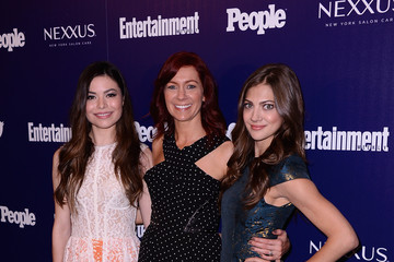 Mia Serafino 'Entertainment Weekly' and 'People' Celebrate The New York Upfronts - Arrivals