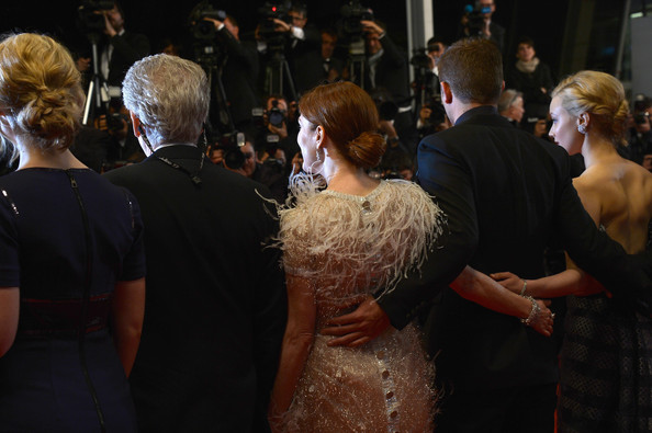 'Map to the Stars' Premieres at Cannes