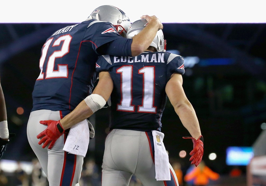 meet tom brady and julian edelman news