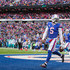 Tyrod Taylor Photos - Tyrod Taylor #5 of the Buffalo Bills celebrates after scoring a touchdown during the second quarter against the Miami Dolphins on December 17, 2017 at New Era Field in Orchard Park, New York. - Miami Dolphins vBuffalo Bills