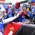 Tyrod Taylor Photos - Tyrod Taylor #5 of the Buffalo Bills gives the ball to a young fan after scoring a touchdown during the second quarter against Miami Dolphins on December 17, 2017 at New Era Field in Orchard Park, New York. - Miami Dolphins vBuffalo Bills