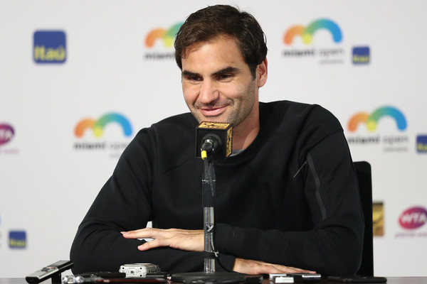 At Peace With His Indian Wells Loss, Roger Federer Focuses On What Motivates Him