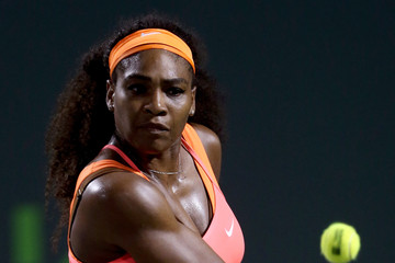 Serena Williams Miami Open Tennis - Day 11