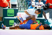 Miami Open Tennis - Day 9