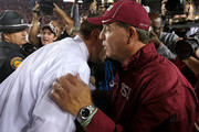 Al Golden and Jimbo Fisher Photos Photo