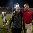 Kevin Anderson and Randy Edsall Photos