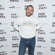 Micah Jesse David Burtka Celebrates The Launch Of The Life Is A Party Cookbook In New York City With The Capital One Savor® Credit Card