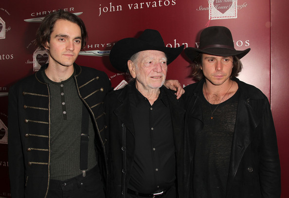 Arrivals at the John Varvatos Stuart House Benefit