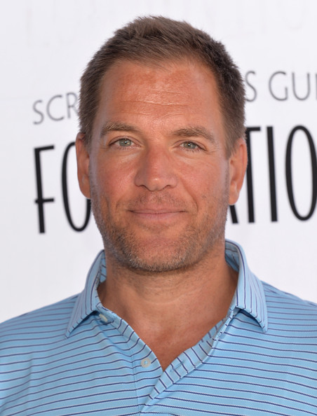 michael weatherly wife