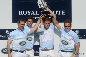 Michael A. Carrazza Celebs at the Sentebale Royal Salute Polo Cup — Part 5