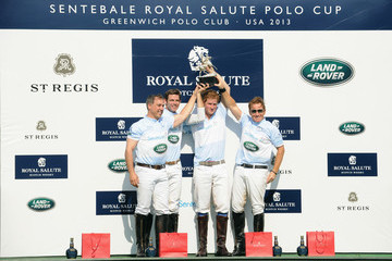 Michael A. Carrazza Celebs at the Sentebale Royal Salute Polo Cup — Part 4