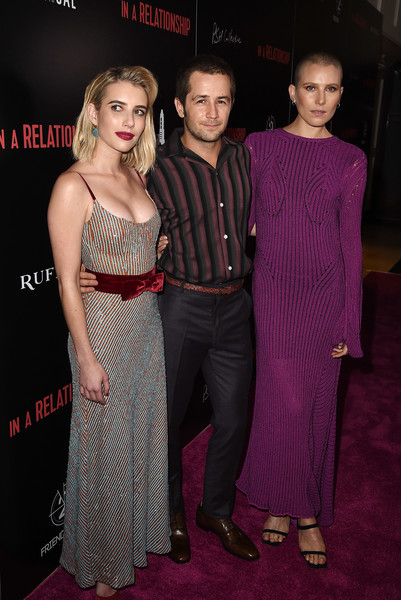Vertical Entertainment Presents 'In A Relationship' Premiere - Red Carpet