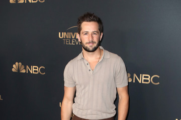 Michael Angarano NBC And Universal EMMY Nominee Celebration - Arrivals