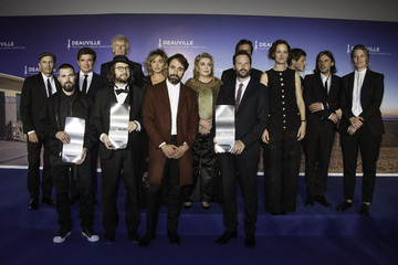 Michael Angelo Covino Jury And Award Winners : Photocall - 45th Deauville American Film Festival