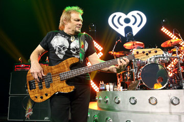Michael Anthony iHeartRadio ICONS With Sammy Hagar And The Circle: Inside The Making of Space Between At The iHeartRadio Theater LA