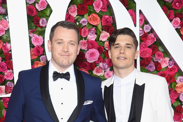 Michael Arden Andy Mientus 72nd Annual Tony Awards - Arrivals