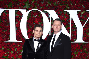 Michael Arden Andy Mientus 2016 Tony Awards - Arrivals