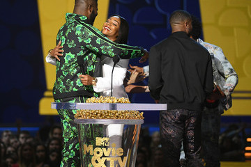 Michael B. Jordan 2018 MTV Movie And TV Awards - Show