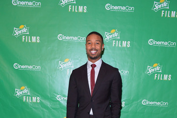 Michael B. Jordan Michael B Jordon Hangs with the Sprite Filmmakers