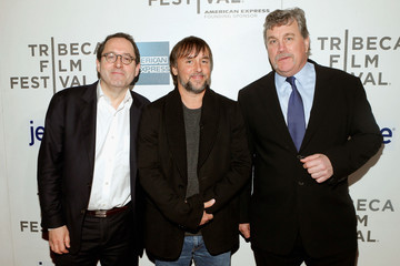 Michael Barker Richard Linklater 'Before Midnight' Premieres in NYC