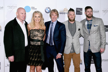 Michael Bay The Giving Back Fund's Big Game Big Give - Arrivals