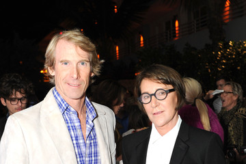 Michael Bay Architectural Digest And Thom Filicia Preview The 2014 AD Oasis @ The James Royal Palm Hotel