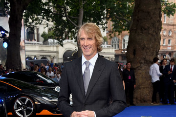 Michael Bay 'Transformers: The Last Knight' Global Premiere
