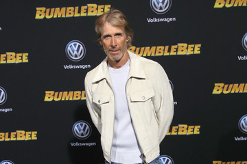 Michael Bay Premiere Of Paramount Pictures' 'Bumblebee' - Arrivals