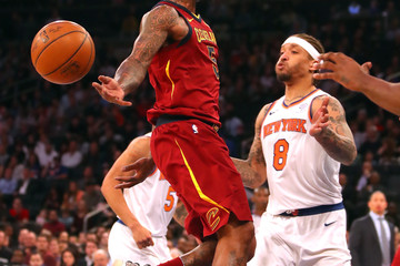 Michael Beasley Cleveland Cavaliers v New York Knicks