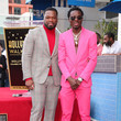 """Michael Blackson Curtis """"50 Cent"""" Jackson Is Honored With A Star On The Hollywood Walk Of Fame"""