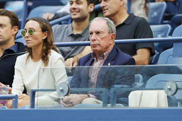 Michael Bloomberg 2017 US Open Tennis Championships - Day 12