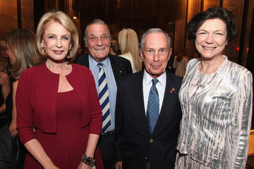 Michael Bloomberg Diana Taylor Party Benefit for Cancer Research Institute