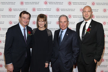 Michael Bloomberg American Friends Of Magen David Adom New York Gala