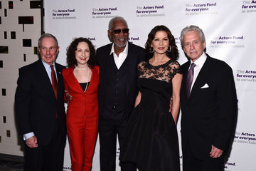 Michael Bloomberg 2015 Actors Fund Gala