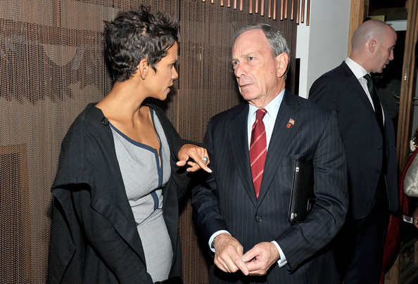 Michael Bloomberg Photos Photos - Mayor's Fund Benefit