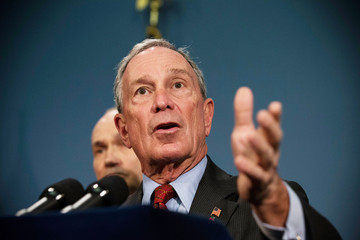 Michael Bloomberg Ray Kelly NYPD's Stop-and-Frisk Ruled to Violate Rights