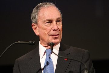 Michael Bloomberg 'Not One More' Event - Inside
