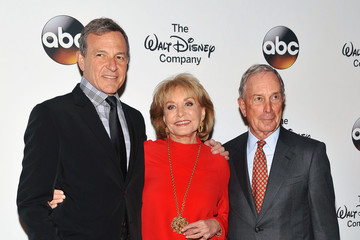 Michael Bloomberg A Celebration of Barbara Walters Cocktail Reception