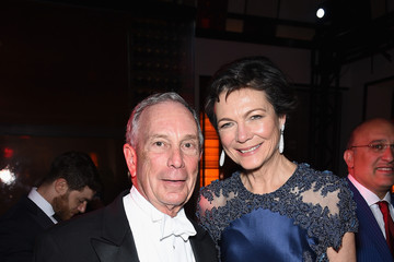 Michael Bloomberg Michael Kors and iTunes After Party at the Mark Hotel