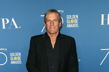 Michael Bolton Hollywood Foreign Press Association Hosts Television Game Changers Panel Discussion - Arrivals