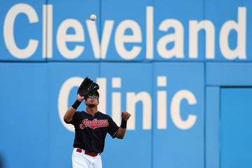 Michael Brantley Divisional Round - Houston Astros vs. Cleveland Indians - Game Three
