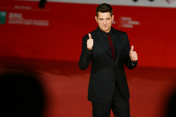 Michael Buble 'Tour Stop 148' Red Carpet - 11th Rome Film Festival