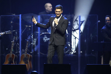 Michael Buble 22nd Annual Keep Memory Alive Power Of Love Gala - Inside