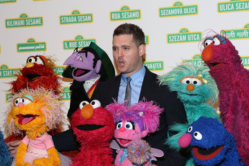Michael Buble 12th Annual Sesame Workshop Benefit Gala