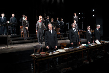 Michael C. Hall 'Gross Indecency: The Three Trials of Oscar Wilde' - Curtain Call